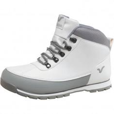 Bocanci barbati - Bocanci Voi Jeans Mens Delta White