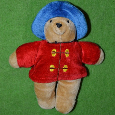 Ursulet de plus - Jucarie plus urs, ursulet Paddigton, 17 cm