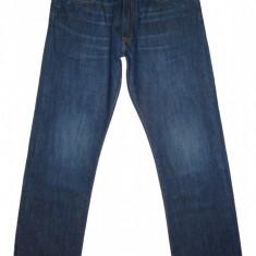 Blugi barbati Gap, Lungi, Prespalat, Drepti, Normal - Blugi GAP - (MARIME: W 31 / L 32) - Talie = 84 CM / Lungime = 111 CM