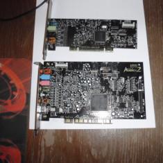 Placi de sunet Creative SB0410 si SB0240 - Placa de sunet PC Creative, PCI