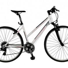 Bicicleta BMX - Bicicleta CROSS CONTURA 2866 - model 2015-Gri-Cadru 495 mm