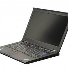 Laptop Lenovo ThinkPad T420s, Intel Core i7 2620M 2.7 GHz, 4 GB DDR3, 160 GB SSD, DVDRW, Placa video nVidia NVS 4200M, WI-FI, 3G, Card Reader,