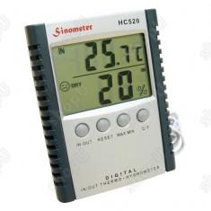 Termometru Auto - Termometru de interior si exterior HC520