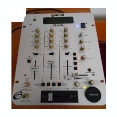 Console DJ - Mixer Gemini Ps-676i