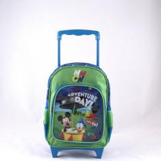 Rucsac Copii - Troler Mickey Mouse mic pentru copii