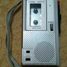 Reportofon Realistic Micro-18 si 3 Microcasete Sony MC60