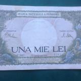 ROMANIA - 1000 LEI 10 SEPTEMBRIE 1941 ( NR 0001 - 2)