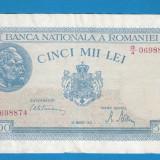 5000 lei 1945 20 Martie 5