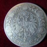 Moneda 5 coroane  Fr. Iosef  1900, din argint