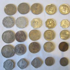 Monede Straine, Asia - LOT 3-25 MONEDE VECHI INDIA