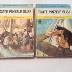 Carte de aventura - RADU TUDORAN - TOATE PANZELE SUS ! Vol.1.2., R39