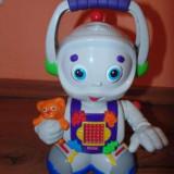 Jucarie interactiva - Robotelul Toby de la Fisher Price