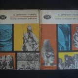 E. JEFFERSON MURPHY - ISTORIA CIVILIZATIEI AFRICANE 2 volume - Istorie