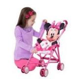 Carucior de papusi Minnie Mouse