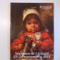 Carte Istoria artei - SESIUNEA DE LICITATII 23 - 24 SEPTEMBRIE 2014