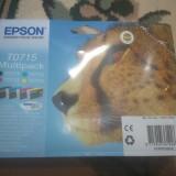Multipack cartuse Epson T0715 - Cartus imprimanta