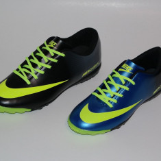 Ghete fotbal Nike, Asfalt, Sala, Teren sintetic, Iarba - Ghete | Adidasi fotbal NIKE MERCURIAL