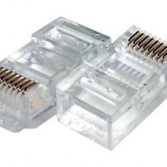 Cablu retea - Mufe RJ45 retea UTP