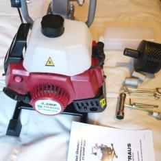 Pompa gradina - Motopompa apa pompa pe benzina Straus Austria 3HP