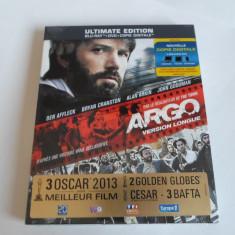 Film Ben Affleck - Argo (2012) (nou, sigilat) DVD + Blu-Ray - Film thriller, Engleza