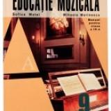 Educatie muzicala - Manual clasa a IX-a