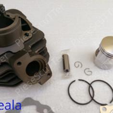 Set cilindri Moto - Kit Cilindru - Set Motor Scuter Peugeot - Pejo Splinter / Squab 49cc - 50cc AER
