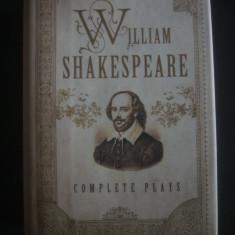 WILLIAM SHAKESPEARE - COMPLETE PLAYS {stare impecabila} - Carte Literatura Engleza, Humanitas