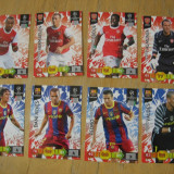 Adrenalyn XL Panini UCL 2010/2011 fotbalisti - Cartonas de colectie