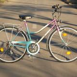 Coronado City Bike - Bicicleta de oras, 21 inch, 28 inch