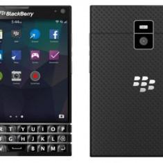 Blackberry Passport black, white noi noute sigilate la cutie, garant !PRET:415euro - Telefon BlackBerry, Negru, Neblocat