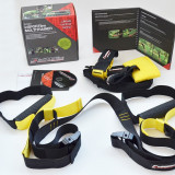 Multi Trainer (TRX) Insportline - cu manual si DVD pt programe de antrenament