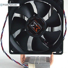 Vand Cooler TOWER Xingmatek Rifle 4 Heatpipes pt 754, 939, AM2, Am3, Am3+ FM1 FM2 123 (L) x 96 (W) x 130 (H) mm Va rog cititi conditiile - Cooler PC Zalman, Pentru procesoare