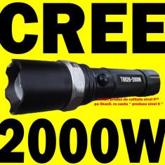 Lanterna LED CREE Q5