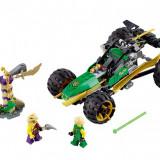 LEGO Ninjago™ Vehicul pentru jungla - 70755