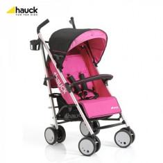Carucior Torro Pink - Carucior copii 2 in 1 Hauck
