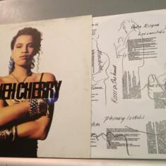 NENEH CHERRY - RAW LIKE SUSHI - (1989 / VIRGIN REC /RFG ) - DISC VINIL/VINYL - Muzica Rock virgin records
