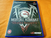 Mortal Kombat Deadly alliance, PS2, original, 34.99 lei(gamestore)! Alte sute de jocuri!, Multiplayer, 12+