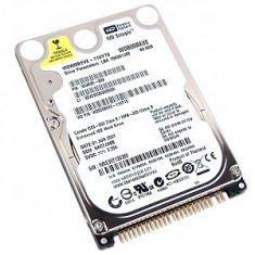 HDD laptop Western Digital, 41-80 GB, Rotatii: 5400, IDE, 8 MB - HARD DISK LAPTOP HDD 2.5 INCH NETBOOK NOTEBOOK 80 GB IDE PATA WD TESTAT 100% OK