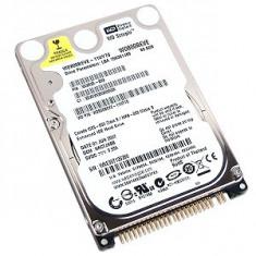 HDD laptop Western Digital, 41-80 GB, Rotatii: 5400, IDE, 8 MB - HARD DISK LAPTOP HDD 2.5 INCH NETBOOK NOTEBOOK 80 GB IDE PATA WD TESTAT 100% OK