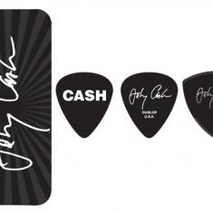 Pene de chitara Dunlop Johnny Cash Signature Collection