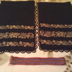 Fote, catrinte, zavelci costum popular