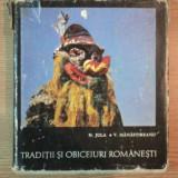 TRADITII SI OBICEIURI ROMANESTI. ANUL NOU IN MOLDOVA SI BUCOVINA de N. JULA , V. MANASTIREANU , 1968