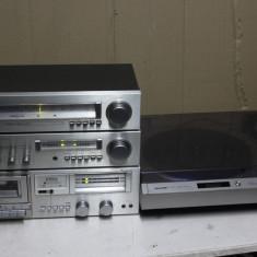 Amplificator audio - Sistem Audio SHARP Deck+Tuner+Amplificator+Pickup