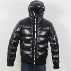 Geaca dama - MONCLER - CESAR -JACKET BLACK NEW !!!
