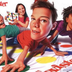 Jucarii plus - Joc Twister