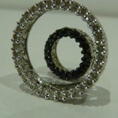 Pandativ aur 14k cu diamante