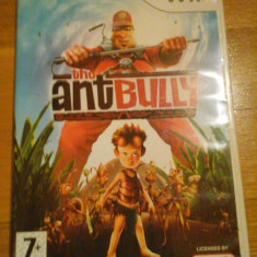 Jocuri WII Altele, Actiune, 12+, Single player - JOC WII THE ANT BULLY ORIGINAL PAL / STOC REAL in Bucuresti / by DARK WADDER