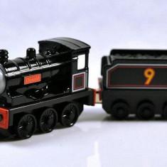 Trenulet de jucarie, Metal, Unisex - TAKE Along / TAKE-n-Play cu magnet - Thomas and Friends trenulet jucarie - locomotiva DONALD - (DonNOU)