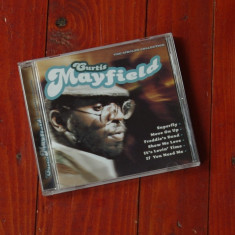 CD Muzica - Curtis Mayfield !!! - Muzica R&B