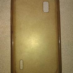 Husa TPU LG nexus 4 - Husa Telefon LG, Gri, Gel TPU